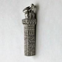 Charm Torre Guinigi - argento