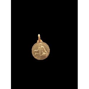 S. Luca argento laminato oro