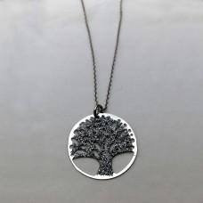 Paricollo in argento