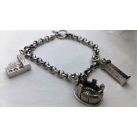 Bracciale Lucca Silver - argento