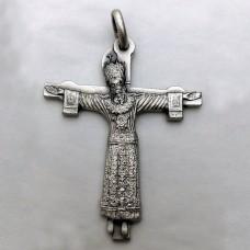 Croce Volto Santo - argento