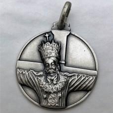 Medaglia Volto Santo - argento